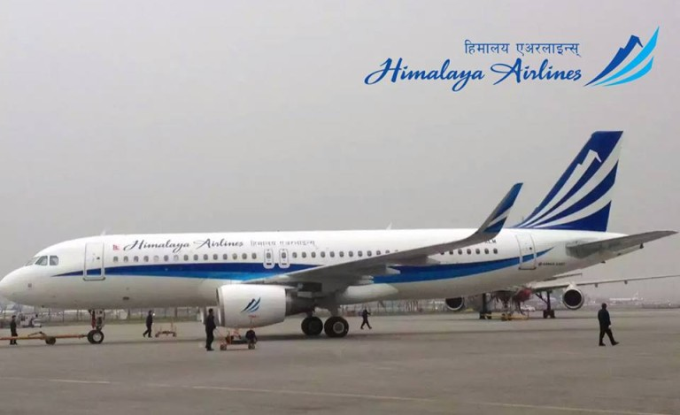 Himalaya Airlines starts AED service