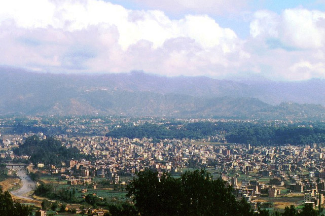 How Kathmandu city is turning into a chaotic city
