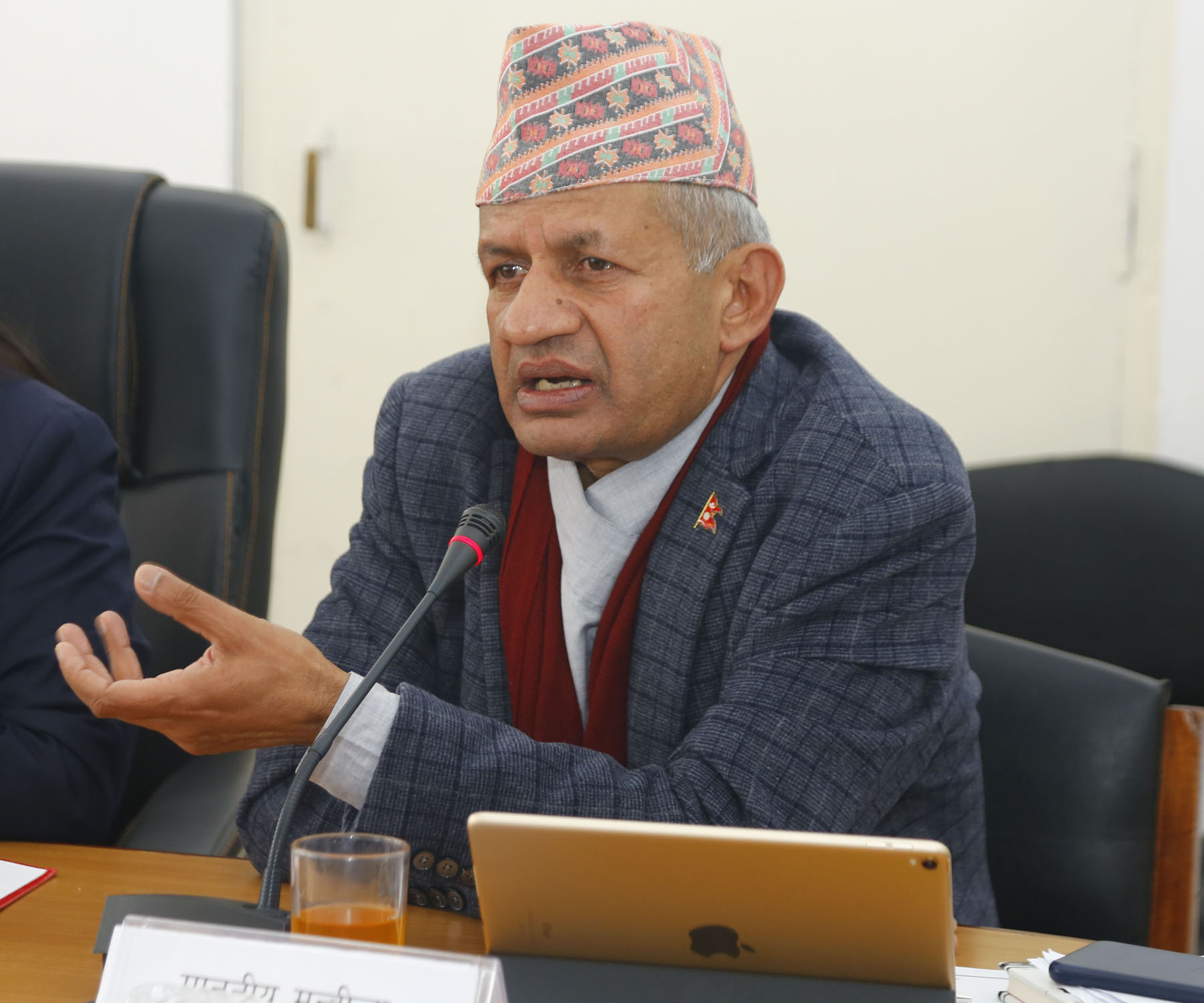 Nepal committed to ensuring full enjoyment of all human rights: Foreign Minister Gyawali