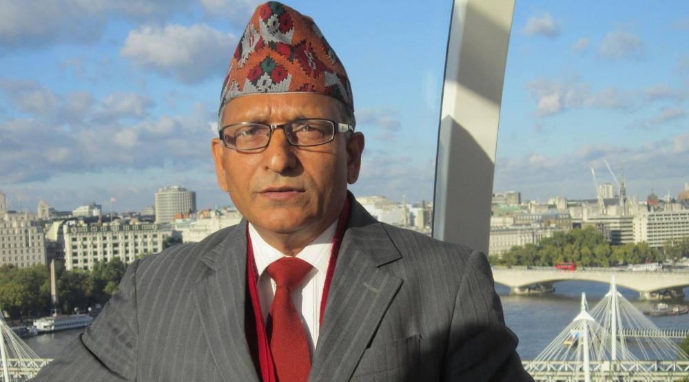 NAC Chairman Sushil Ghimire resigns
